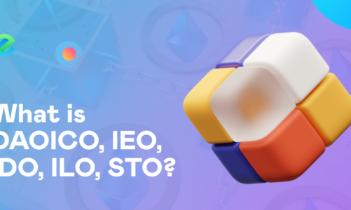 DAOICO, IEO, IDO, ILO, STO and what makes the difference between them and an ICO