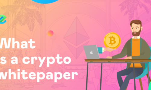 What is a crypto whitepaper